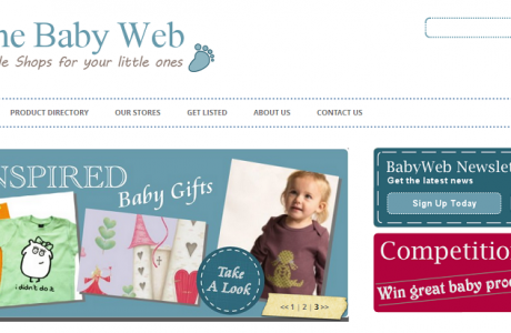 The Baby Web