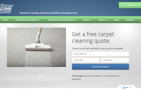 Carpet and Fabric Care